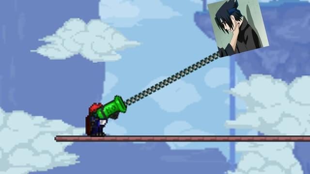 Nhìn lại trào lưu chế ảnh Sasuke bị bóp cổ mới giật mình nhận ra kiếp nhọ của anh Sặc đã có điềm báo từ lâu - Ảnh 19.