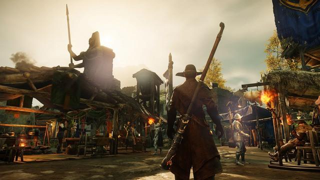 Đông người chơi khiến server quá tải, New World không cho phép tạo nhân vật mới - Ảnh 2.