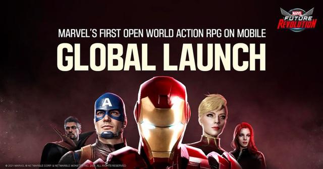 Bất ngờ với tựa game mới về chủ đề Marvel, doanh thu hàng tháng lên tới hơn gần 700 tỷ - Ảnh 1.