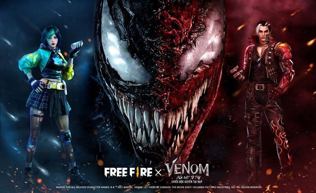 Sau Ronaldo, bom tấn Mobile 1 tỷ lượt tải Google Play và Top 6 game toàn cầu gây sốc với Venom - Ảnh 1.