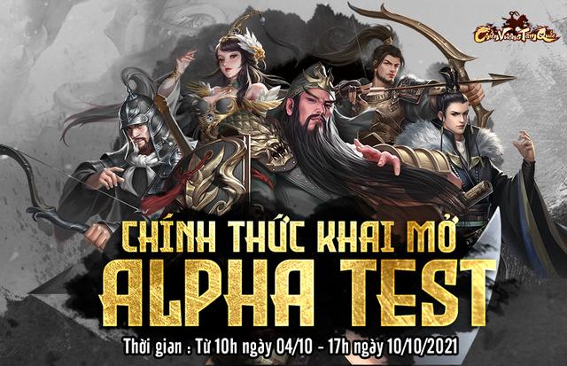Game SLG Chiến Vương Tam Quốc chính thức mở cửa Alpha Test đón game thủ Việt vào hôm nay 04/10 - Ảnh 1.