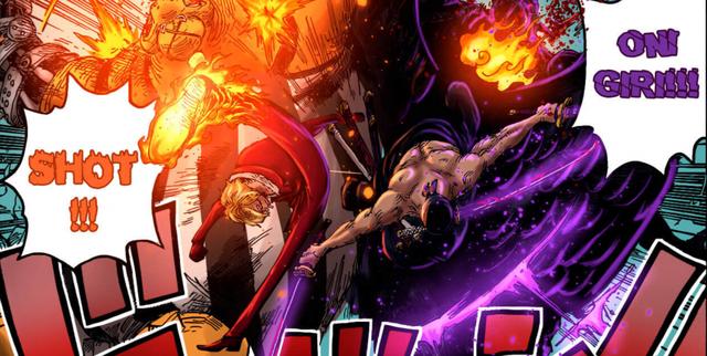 One Piece: Oda đang xây dựng King và Queen có nét tính cách giống với bộ đôi khắc khẩu trong băng Mũ Rơm? - Ảnh 6.