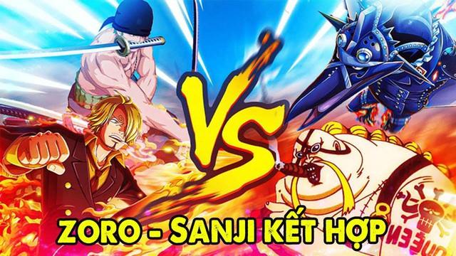 One Piece: Oda đang xây dựng King và Queen có nét tính cách giống với bộ đôi khắc khẩu trong băng Mũ Rơm? - Ảnh 1.
