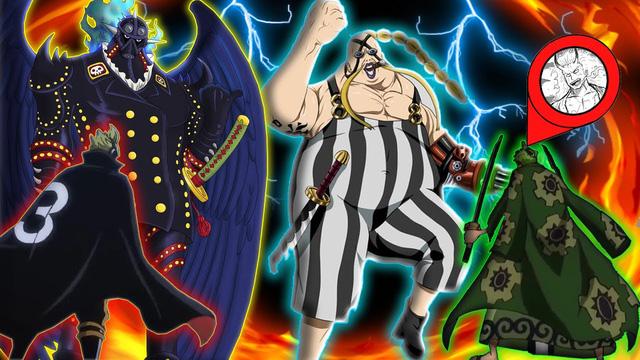 One Piece: Oda đang xây dựng King và Queen có nét tính cách giống với bộ đôi khắc khẩu trong băng Mũ Rơm? - Ảnh 2.