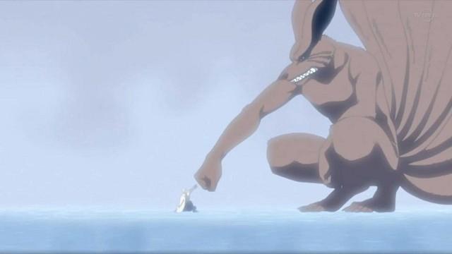 Thật tình cờ và bất ngờ, ngày Kurama hy sinh trong anime Boruto trùng khớp với ngày con cáo ra mắt ở anime Naruto - Ảnh 3.