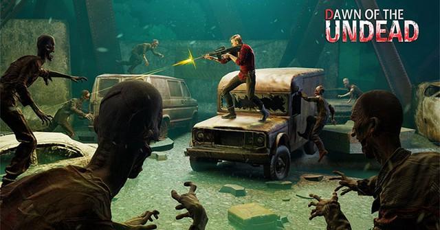 Dawn of the Undead, game bắn zombies trị giá 800.000đ đang được tặng miễn phí 100% - Ảnh 1.