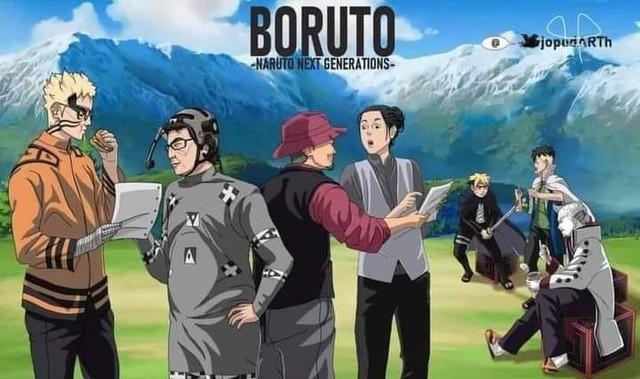 Boruto: Kurama ra đi, MXH ngập tràn ảnh chế và sự tiếc thương dành cho con Cáo - Ảnh 12.