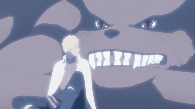 Thật tình cờ và bất ngờ, ngày Kurama hy sinh trong anime Boruto trùng khớp với ngày con cáo ra mắt ở anime Naruto - Ảnh 4.