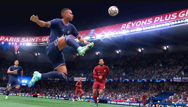 Đè đầu eFootball, FIFA 22 nhận mưa lời khen trên Steam - Ảnh 4.
