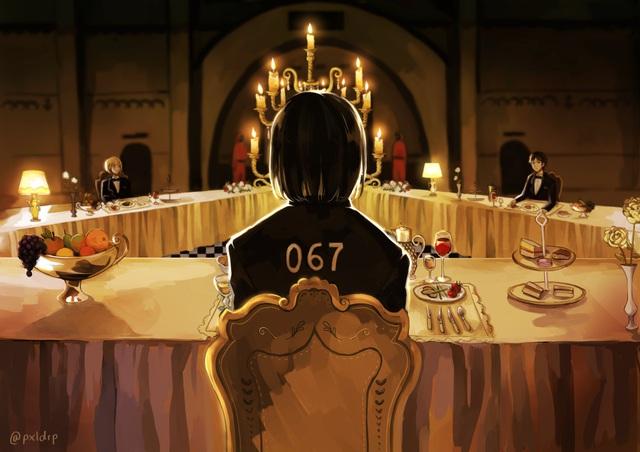 Fan anime ngẩn người khi thấy dàn nhân vật Attack on Titan bị Squid Game nhập - Ảnh 16.