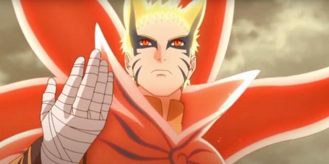 Boruto: Baryon Mode của Naruto trong anime được fan so sánh giống với Neo trong Ma Trận - Ảnh 3.