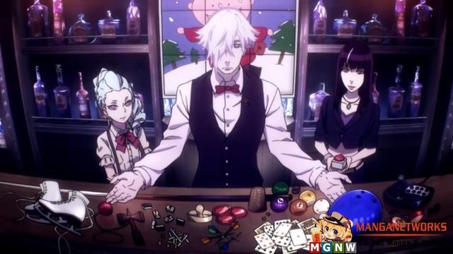Kakegurui và 7 bộ anime đỏ đen siêu xoắn não mà fan không thể bỏ lỡ - Ảnh 2.
