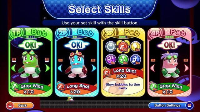 [Review] Bubble Bobble 4 Friends - The Baron's Workshop: Tựa game vui nhộn để giải trí cùng bạn bè - Ảnh 2.