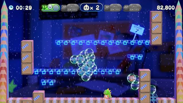 [Review] Bubble Bobble 4 Friends - The Baron's Workshop: Tựa game vui nhộn để giải trí cùng bạn bè - Ảnh 4.
