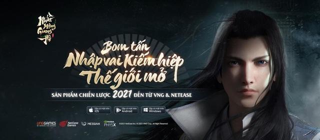 Tựa game có đồ họa đẹp nhất Trung Quốc ấn định ngày phát hành ngay đầu tháng 10, sẽ là bom tấn thực sự? - Ảnh 1.