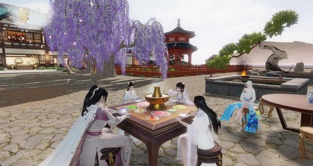 Tựa game có đồ họa đẹp nhất Trung Quốc ấn định ngày phát hành ngay đầu tháng 10, sẽ là bom tấn thực sự? - Ảnh 4.
