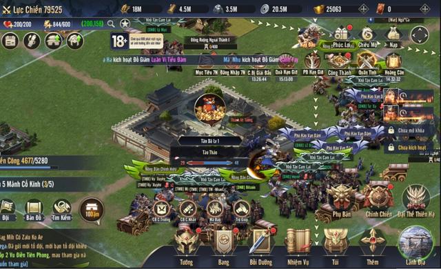 Chiến Vương Tam Quốc là sân chơi của Bang vs Bang Anh2-1633487191386627351215