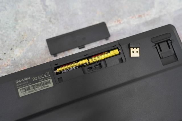 DareU EK807G Wireless: Bàn phím cơ không dây siêu ngon bổ rẻ - Ảnh 2.