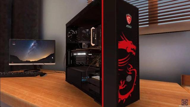 Game giả lập đình đám PC Building Simulator sắp mở cửa miễn phí - Ảnh 2.