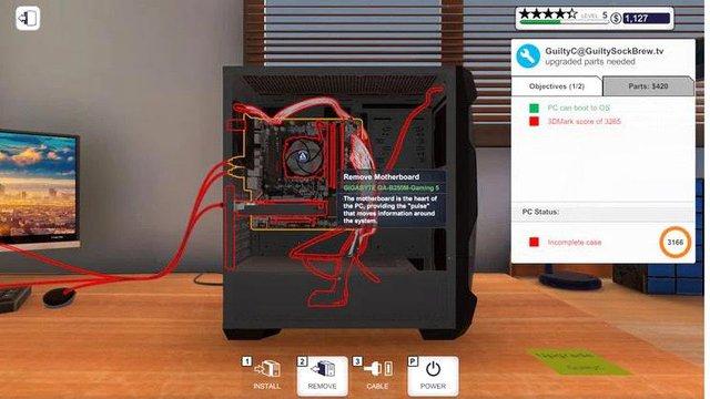 Game giả lập đình đám PC Building Simulator sắp mở cửa miễn phí - Ảnh 3.