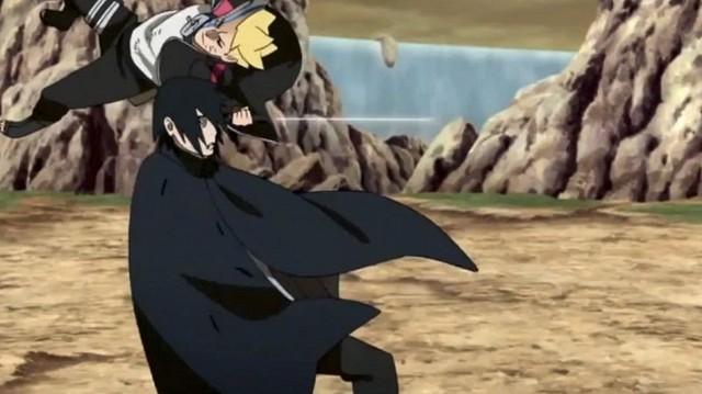 Boruto: Bị học trò đâm thủng mắt, tại sao Sasuke không sử dụng Izanagi để cứu Rinnegan của mình? - Ảnh 3.