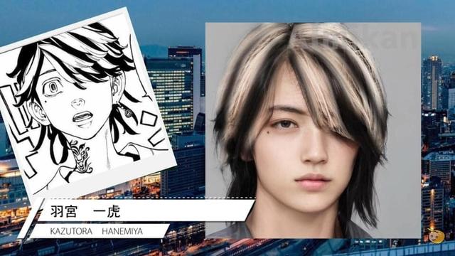 Mãn nhãn khi thấy dàn nhân vật trong Tokyo Revengers bước ra đời thật Photo-1-1633581584952732551878