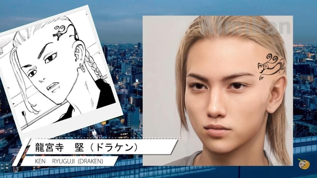 Mãn nhãn khi thấy dàn nhân vật trong Tokyo Revengers bước ra đời thật Photo-1-16335815952931370481161