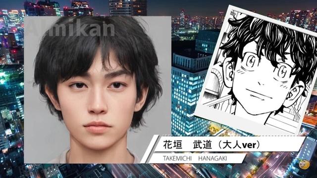 Mãn nhãn khi thấy dàn nhân vật trong Tokyo Revengers bước ra đời thật Photo-1-16335816022951315574750