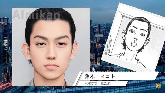 Mãn nhãn khi thấy dàn nhân vật trong Tokyo Revengers bước ra đời thật Photo-1-16335817442991669703032