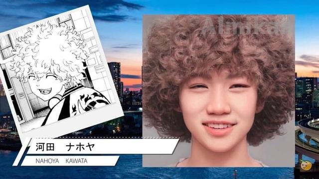 Mãn nhãn khi thấy dàn nhân vật trong Tokyo Revengers bước ra đời thật Photo-1-1633581887485391148973