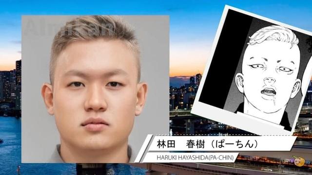 Mãn nhãn khi thấy dàn nhân vật trong Tokyo Revengers bước ra đời thật Photo-1-1633581900372525903594
