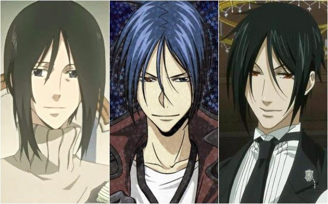 """Những cặp song sinh """"cùng cha khác ông nội"""" khiến fan anime giật mình vì quá giống nhau - Ảnh 2."""
