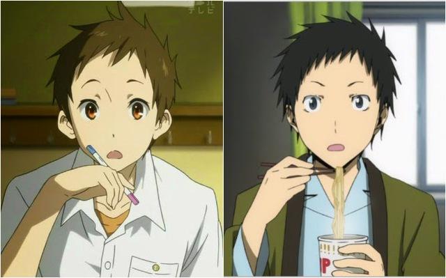 """Những cặp song sinh """"cùng cha khác ông nội"""" khiến fan anime giật mình vì quá giống nhau - Ảnh 4."""