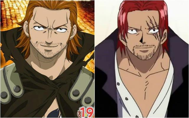 """Những cặp song sinh """"cùng cha khác ông nội"""" khiến fan anime giật mình vì quá giống nhau - Ảnh 9."""