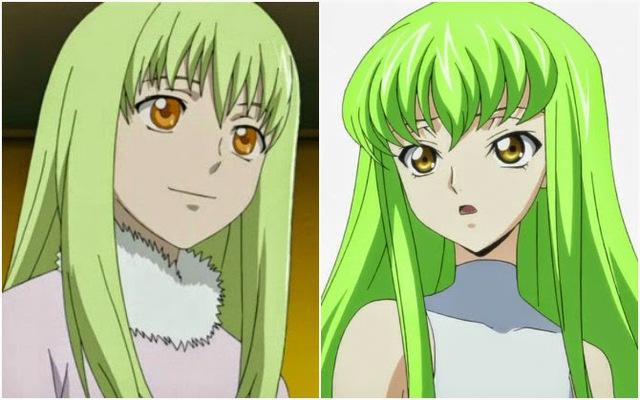 """Những cặp song sinh """"cùng cha khác ông nội"""" khiến fan anime giật mình vì quá giống nhau - Ảnh 13."""