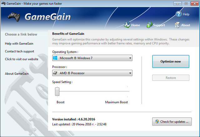 5 phần mềm tăng tốc chơi game, giúp chiến game mượt mà, giảm giật lag - Ảnh 2.
