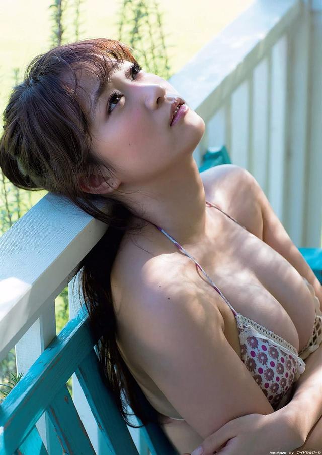 Ngắm nhan sắc gợi cảm của Aoi Haru, người tình trong mộng của cánh đàn ông Nhật Bản - Ảnh 10.