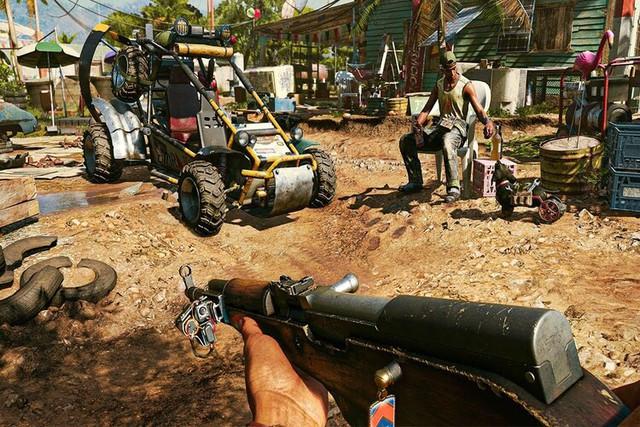 Tổng hợp điểm số Far Cry 6: Nhạt nhòa, không đột phá - Ảnh 1.