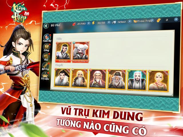gMO chuẩn vị Kim Dung đặt hàng riêng - Kiếm Hiệp GO ấn định ra mắt trong tháng 10, mở đăng ký sớm khiến cả cộng đồng phải hội quân - Ảnh 2.