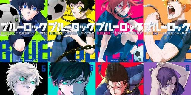 Thêm manga Blue Lock bị gián đoạn do sức khỏe của họa sĩ Yusuke Nomura, 2021 chuẩn năm vận hạn của các mangaka - Ảnh 3.
