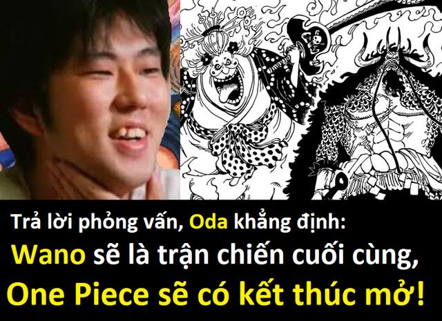 Trách nhầm Oda, arc Wano thực sự sẽ là trận chiến lớn nhất trong One Piece từ trước đến nay - Ảnh 5.