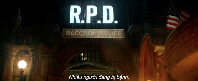 Resident Evil tung trailer xác sống rùng rợn, nội dung bám sát trò chơi gốc đình đám - Ảnh 3.