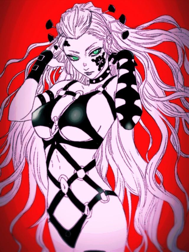 Kimetsu no Yaiba: Mặc dù là quỷ nhưng Thượng Lục Daki lại quá xinh đẹp Photo-1-1633685851958194273709