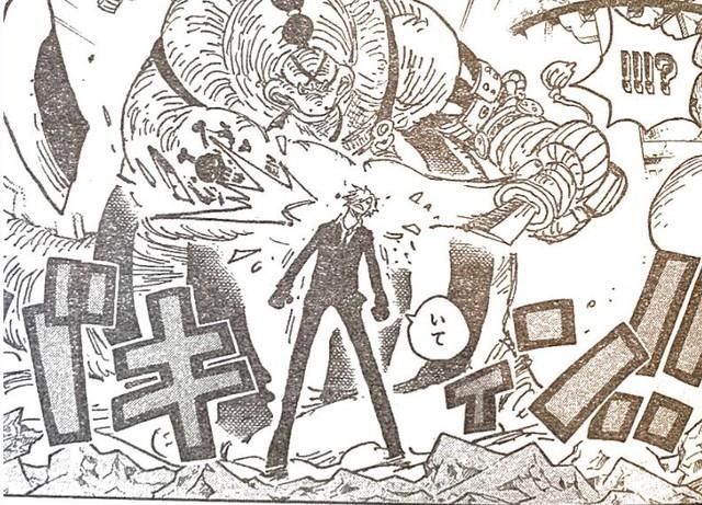 Spoil chi tiết One Piece chap 1028: Sanji thức tỉnh sức mạnh bí ẩn, Yamato hoá thành dạng thú - Ảnh 11.