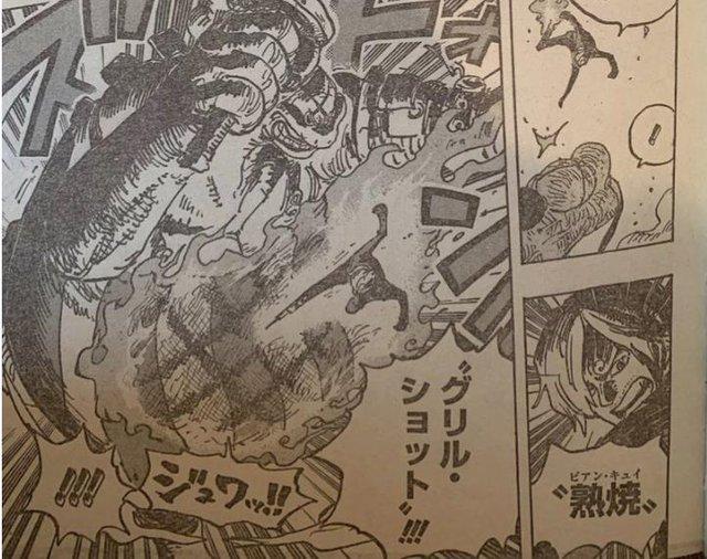 Spoil chi tiết One Piece chap 1028: Sanji thức tỉnh sức mạnh bí ẩn, Yamato hoá thành dạng thú - Ảnh 6.