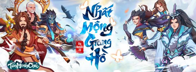 Sở Lưu Hương - Lục Tiểu Phụng sẽ là tướng mới, Tân Minh Chủ trở thành game đa vũ trụ kiếm hiệp đầu tiên tại Việt Nam, Kim - Cổ giao duyên - Ảnh 9.