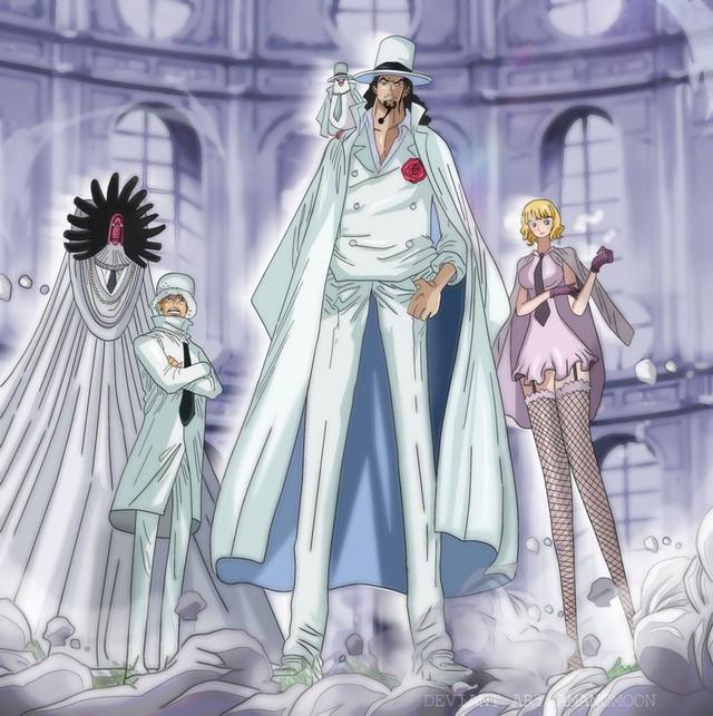 One Piece: Không làm mà muốn có ăn, liệu Lucci và CP0 có bắt được giữ được Robin? - Ảnh 1.