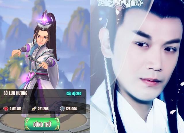 Sở Lưu Hương - Lục Tiểu Phụng sẽ là tướng mới, Tân Minh Chủ trở thành game đa vũ trụ kiếm hiệp đầu tiên tại Việt Nam, Kim - Cổ giao duyên - Ảnh 7.