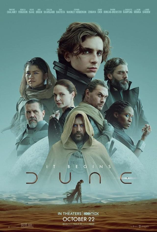 Bom tấn Dune tung trailer cuối cùng, nam chính Timothée Chalamet tỏa sáng trong cuộc chiến viễn tưởng đình đám tại Xứ Cát - Ảnh 1.