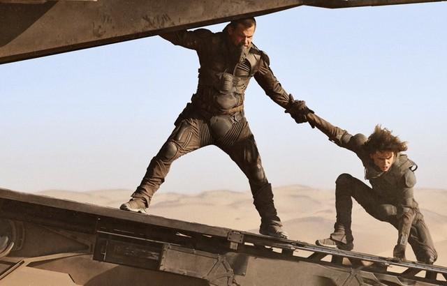 Bom tấn Dune tung trailer cuối cùng, nam chính Timothée Chalamet tỏa sáng trong cuộc chiến viễn tưởng đình đám tại Xứ Cát - Ảnh 3.